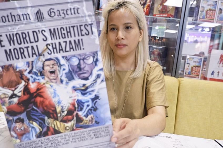 DC Cafe Shazam Power Meal