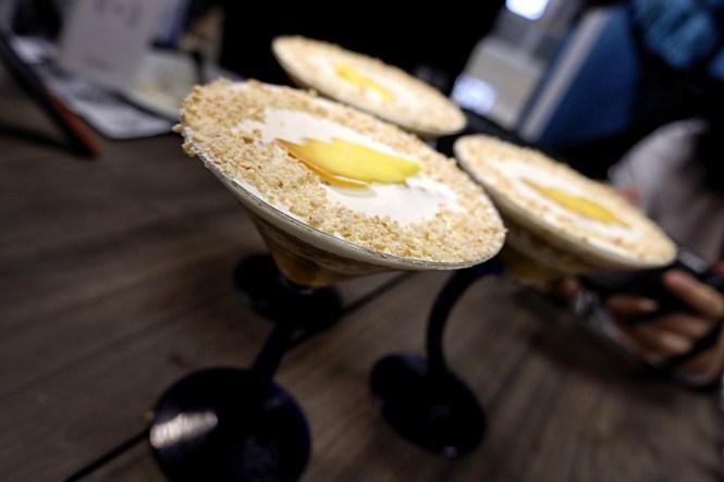 DC Cafe Shazam Mango Float