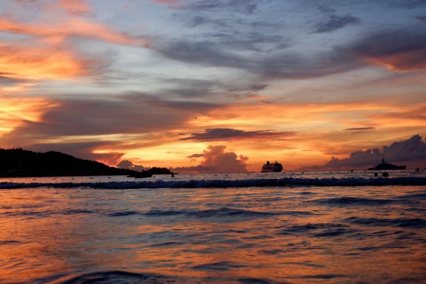 Phuket beaches in Thailand