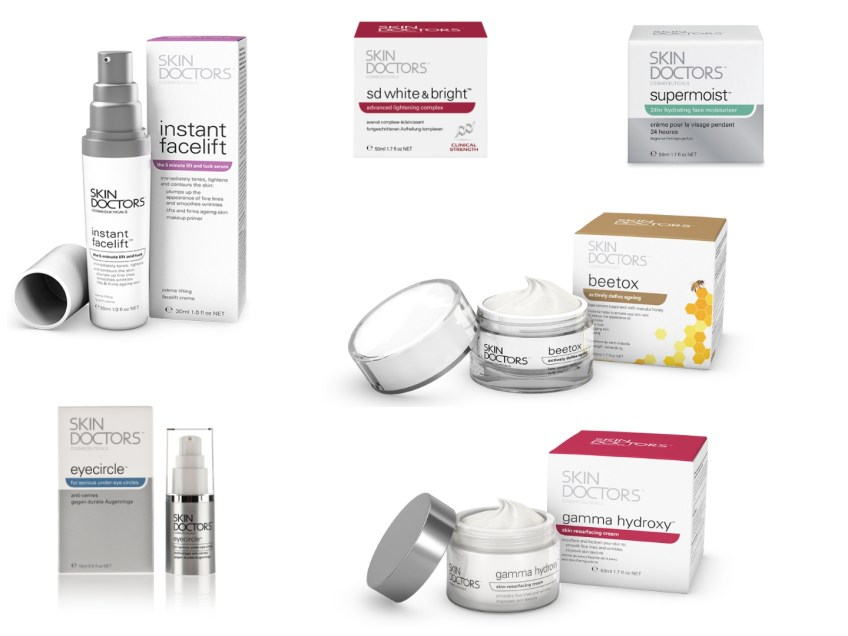 Skin Doctor Beeswax Anti-Aging products