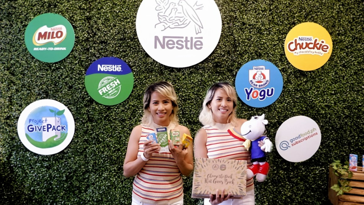 First Ever Nestle Ready-to-Drink Subscription Service + How to Upcycle Your RTD Carton Boxes