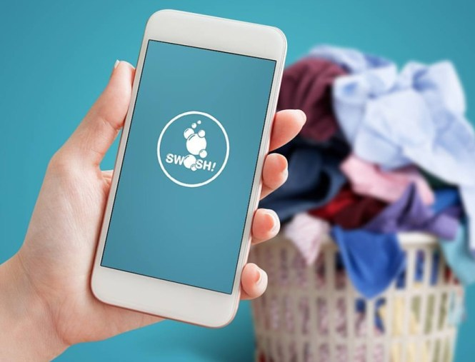 Laundry problems Swosh Laundry and Cleaning App review