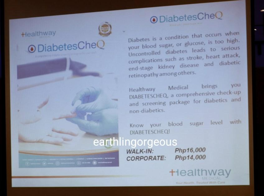 Healthway Medical Healthy lifestyle Bundle DiabetesCheQ