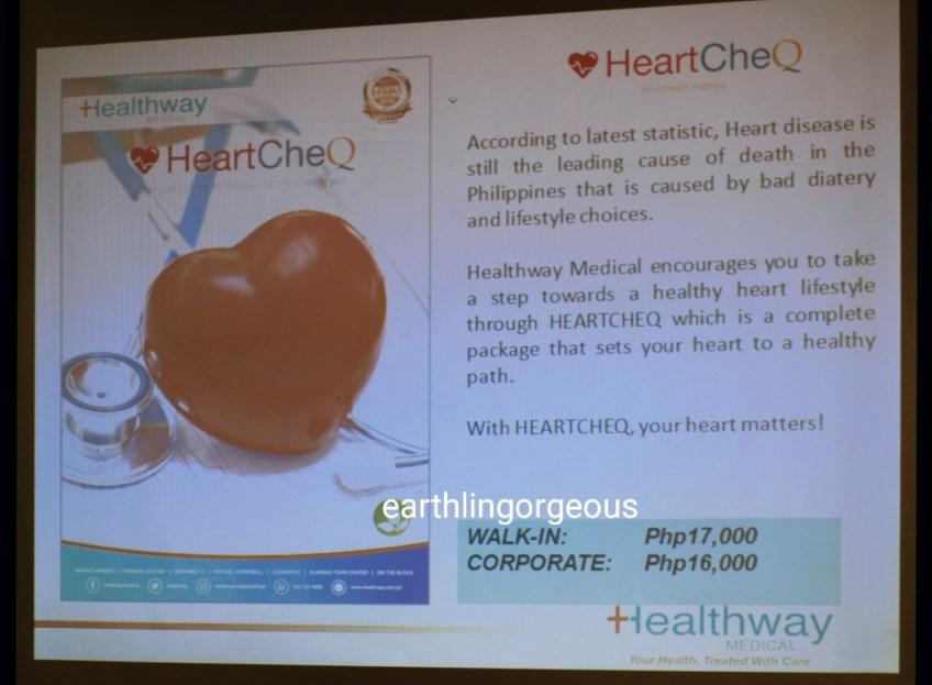 Healthway Medical Healthy lifestyle Bundle HearthcheQ