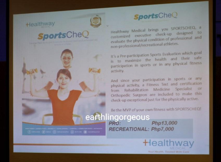 Healthway Medical Healthy lifestyle Bundle SportsCheQ