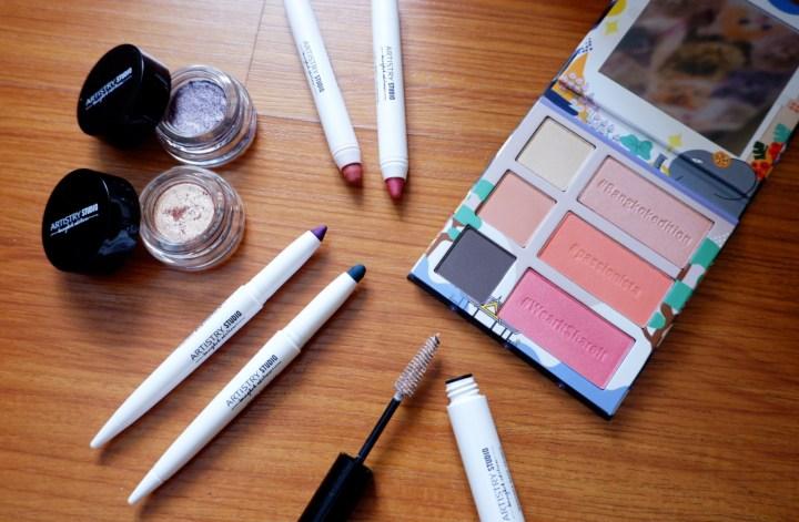 Artistry Studio Bangkok Edition makeup line