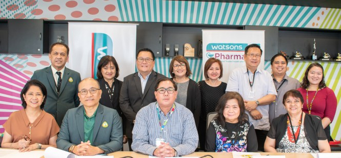 Watsons Trains Pharmacists on Dealing with Patients with Asthma