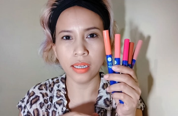 Cathy Doll Get Sweat Matte Tint & Lip Coat review