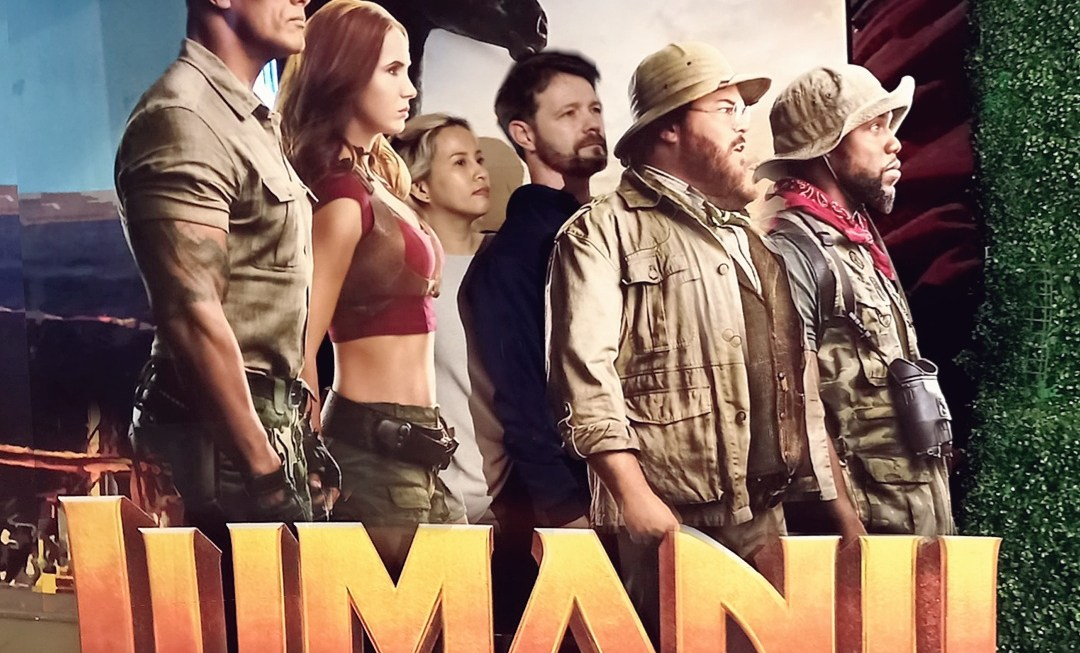 Jumanji : The Next Level Movie Review – His and Hers POV