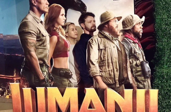 Jumanji The Next Level movie review