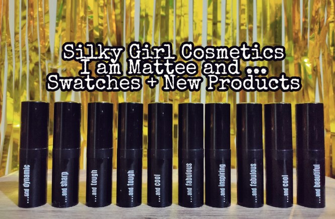 Silky Girl I am Matte Lipstick