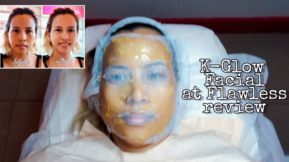 I Tried the K-Glow Facial at Flawless and This is What Happened