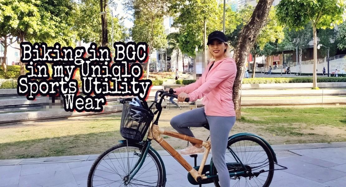 Uniqlo Sports Utility Wear x Bambike