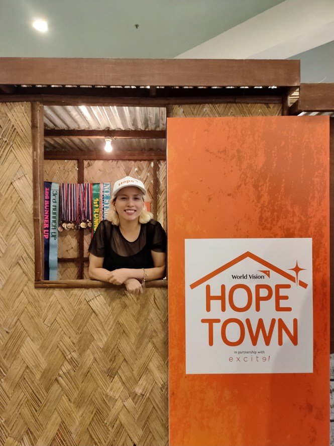 World Vision Hope Town