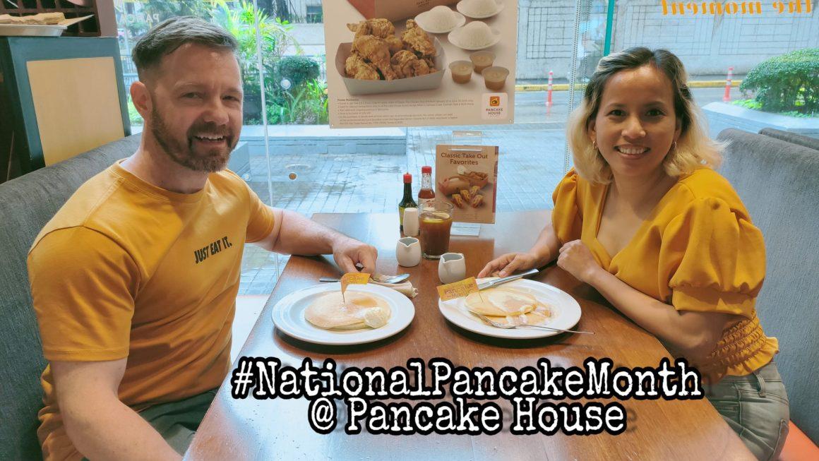 Celebrate #NationalPancakeMonth at Pancake House