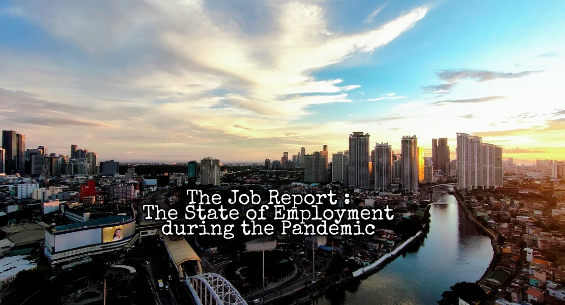 #TogetherAhead State of Employment during the Pandemic