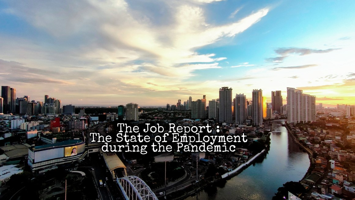 Job Report the State of Employment During the Pandemic + Top Jobs Available & Top Industries that are Still Hiring #TogetherAhead