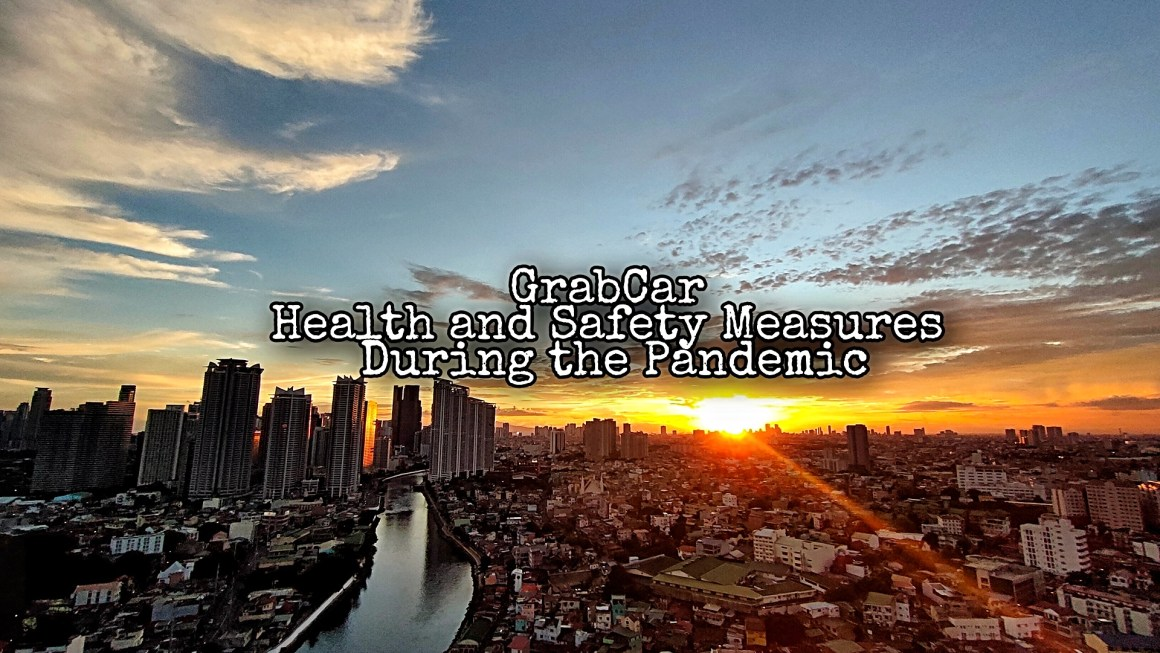 GrabCar Health and Safety Measures amid Operation during the Pandemic