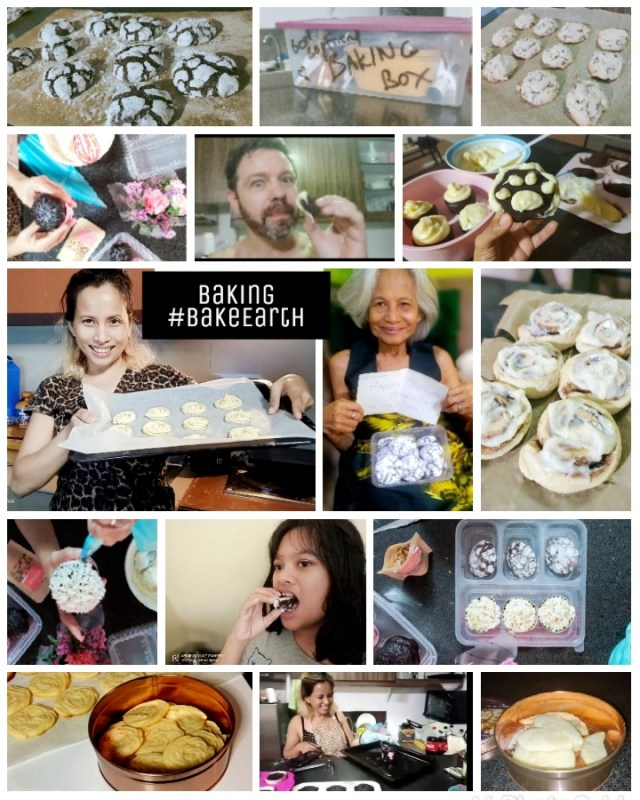 Baking #BakeEarth