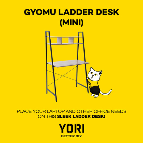 YORI DIY furniture now available at select SM stores and ShopSM.com