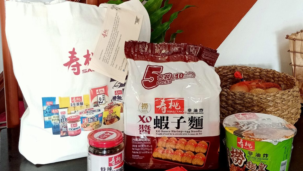 Satisfy your Noodles Cravings with SauTao Noodles on Sale at Shopee
