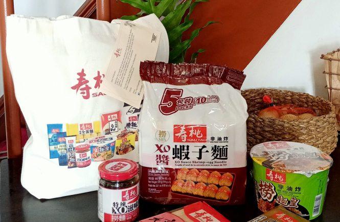SauTao Noodles at Shopee