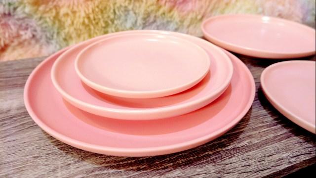 locaupin 3pcs ceramic serving dish