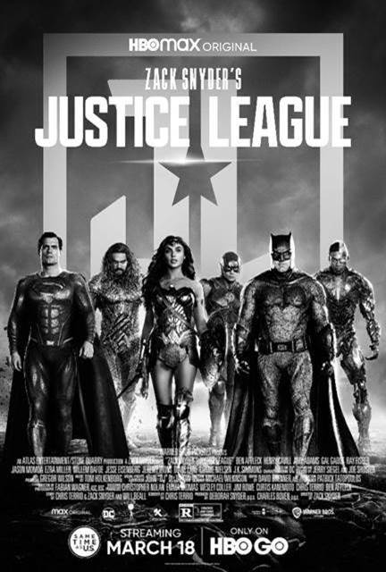 6 Things About Zack Snyder Justice League , my quick movie review (no spilers!)