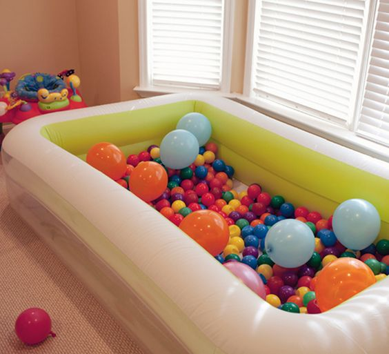 kids playroom home features