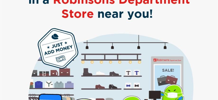 add money paymaya robinsons