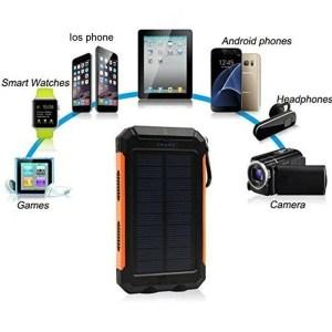 Solar power Solar powerebank