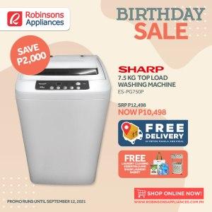 roninsons appliances home appliances washing machine dryer sale
