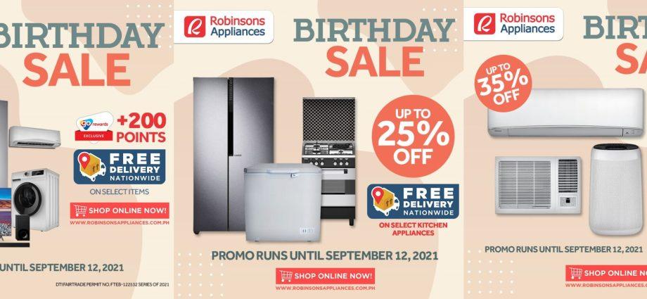 roobinsons appliances