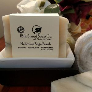 Nebraska Sage Brush Soap
