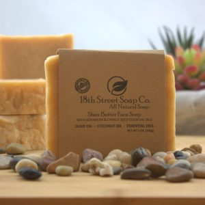 Shea Butter Face Soap