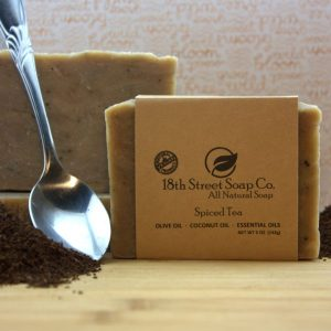 Spiced Tea Soap