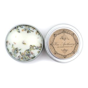 Wax Apothecary French Lavender Candle Tin