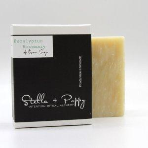 Eucalyptus + Rosemary Soap