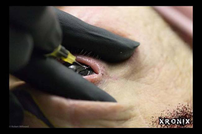 Eyeball Tattoos The New Trend Earthly Mission