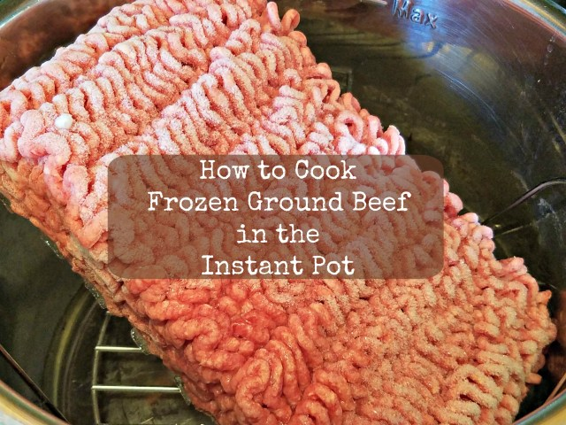 how to cook ground beef in the oven