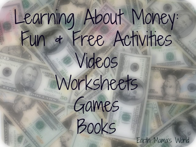 Fun & Free Ways to Teach Kids About Money