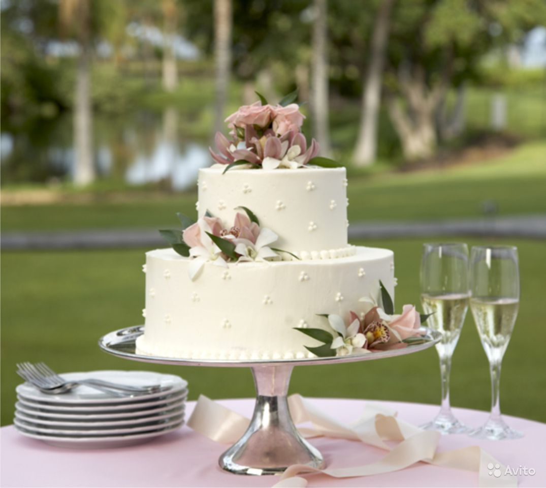 Easy Wedding Cake Decorating Ideas
