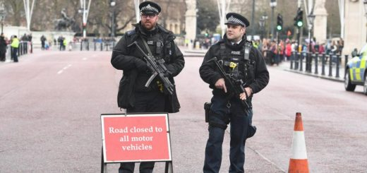 A Second Man Has been Arrested After Buckingham Palace Sword Attack