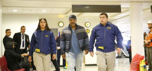 Chilean Authorities Deport Mike Tyson