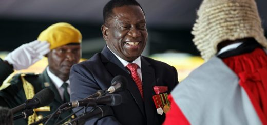 Zimbabwe's New President, Mnangagwa Offers Amnesty for Return of Stolen Funds