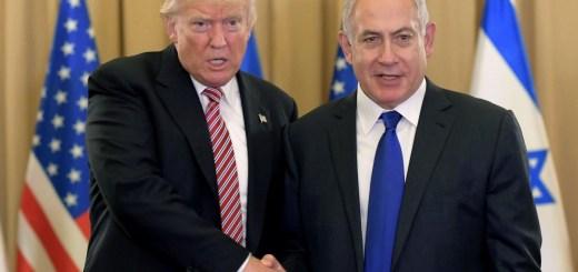 Uproar As Donald Trump Recognizes Jerusalem As Israel's Capital