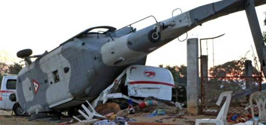 BREAKING: Governor, Interior Minister, 13 Killed As Military Helicopter Crashes