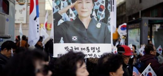 Former South Korean President Jailed for 24 Years Over Corruption