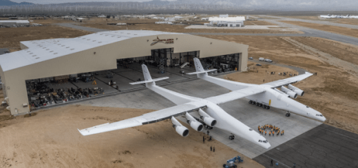 World's largest airplane being built by a billionaire almost ready to fly