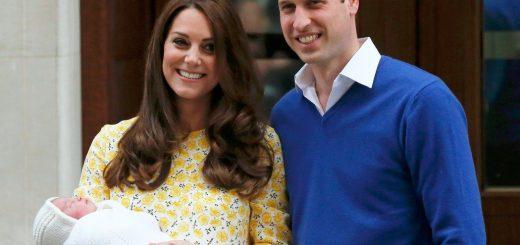 Prince Williams and Princess Kate Welcome Baby Boy
